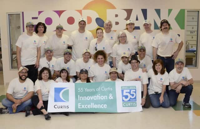 Curtis Instruments won the Food Bank for Westchester's Golden Scoop Competition.