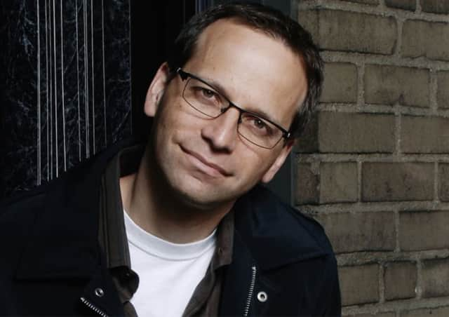 Comedian Lenny Marcus will perform May 28 at the Bruce Museum.