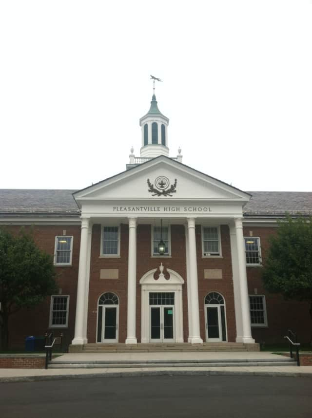 Pleasantville High School was ranked among New York's best.