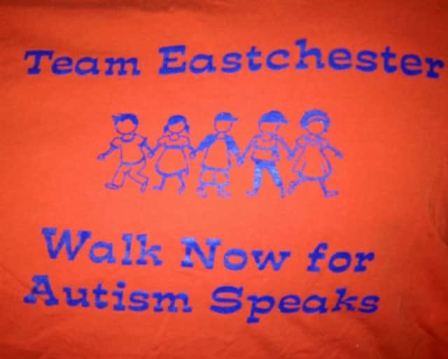 Team Eastchester is looking for participants to join the walk to raise awareness and money for Autism Speaks.