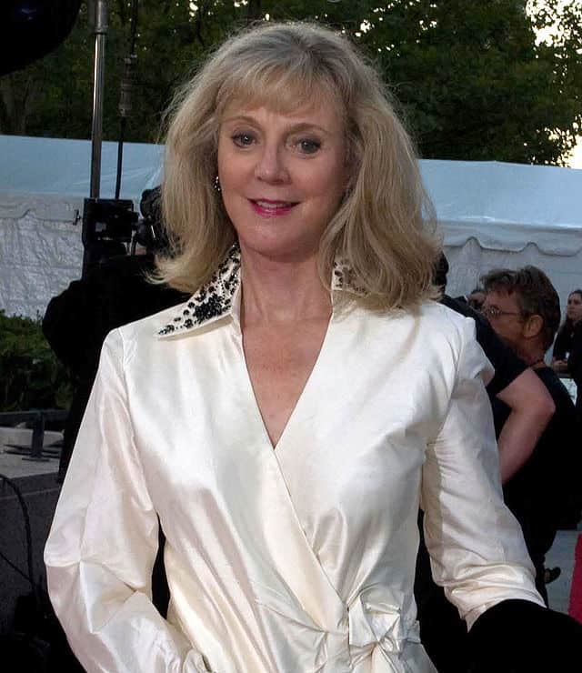 It has been 13 years since Bruce Paltrow of North Salem died, but actress Blythe Danner is still mourning her husband's death, according to The Huffington Post.
