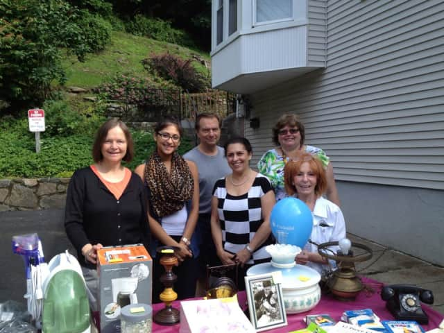 Prudential Rivertowns Realty in Croton was one of 22 HGAR member agencies to hold a Garage Sale last year to benefit Make A Wish Hudson Valley.