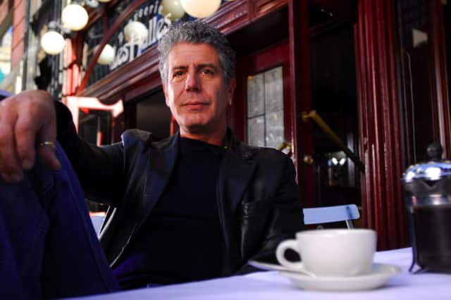 Anthony Bourdain has chosen Pier 57 in New York for his huge new food venue, according to Business Insider.