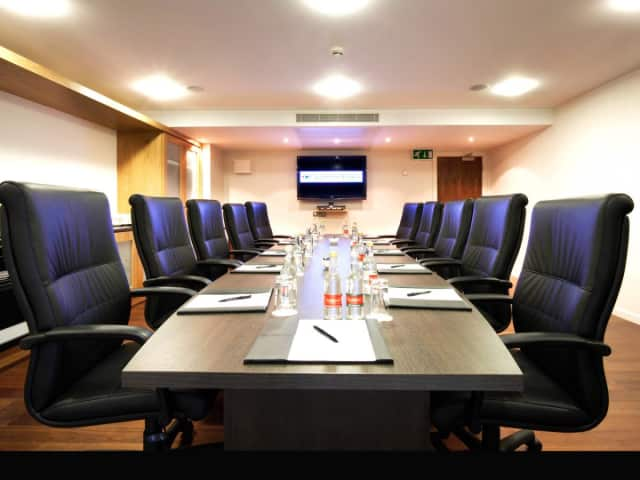 The meeting will be in the Nyberg Meeting Room.