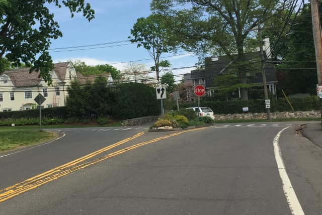 The intersection of Highland Avenue and McKinley Street will become a three-way stop to increase safety.