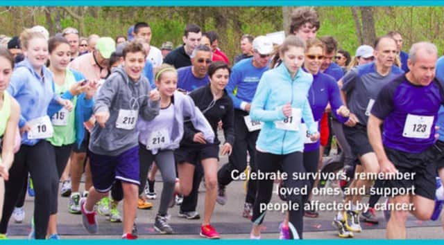 The third annual CancerCare Greenwich Walk/Run for Hope celebrated survivors and supported those facing cancer, as well as remembering those who died.