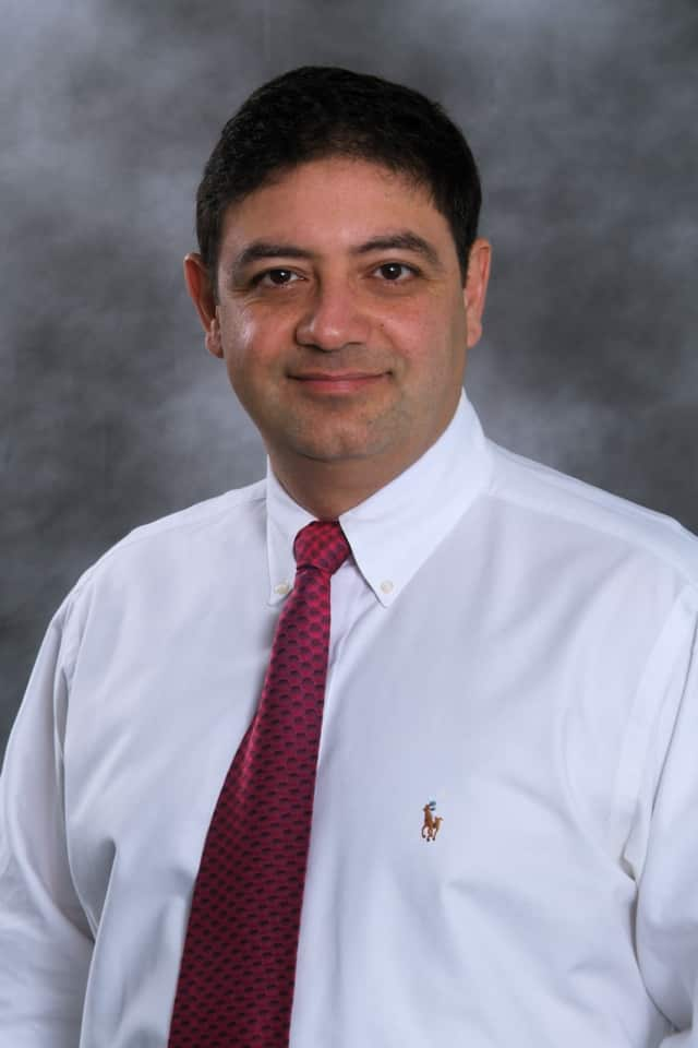 Dr. Victor Khabie, co-chief of orthopedic surgery and director of sports medicine at the Orthopedic and Spine Institute.