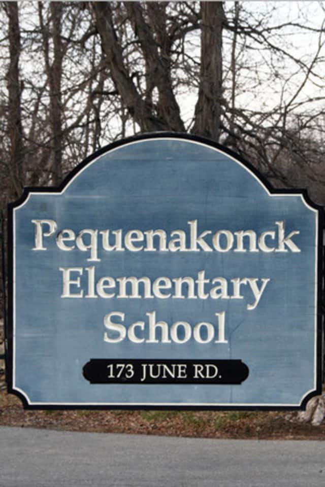 Pequenakonck Elementary School, which serves as a polling place.