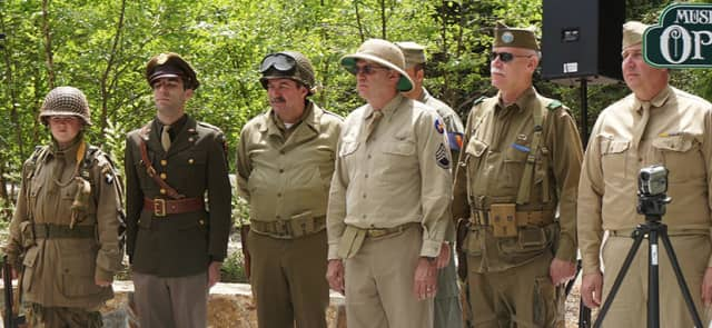 A tribute to the end of World War II takes place at Somers' Lasdon Park May 30 and 31.