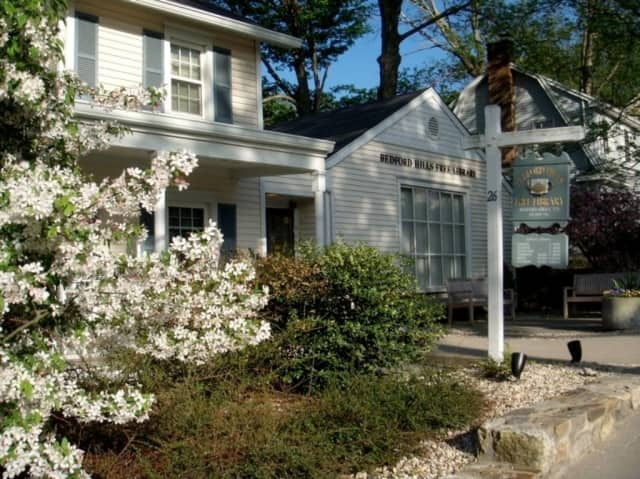 The Bedford Hills Free Library will celebrate 100 years of service with a festival June 28.