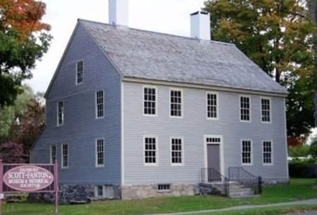 The Danbury Museum and Historical Society is at 43 Main St.