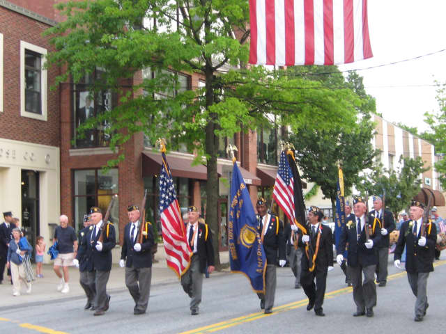 Mount Kisco's Memorial Day parade will be held on May 30.