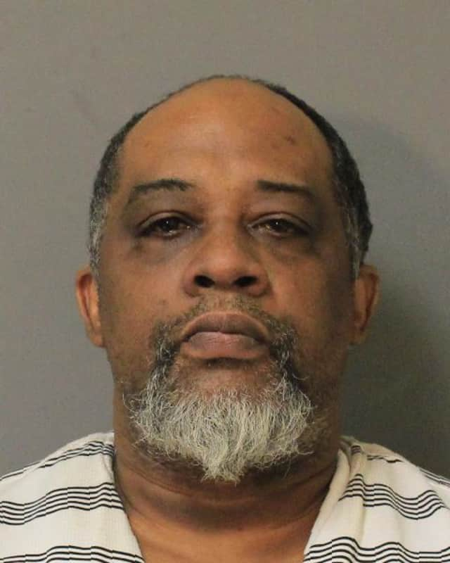 Mark A. Riley, a 55-year-old Mohegan Lake resident, has been charged after he allegedly shot crossbow arrows at a victim.