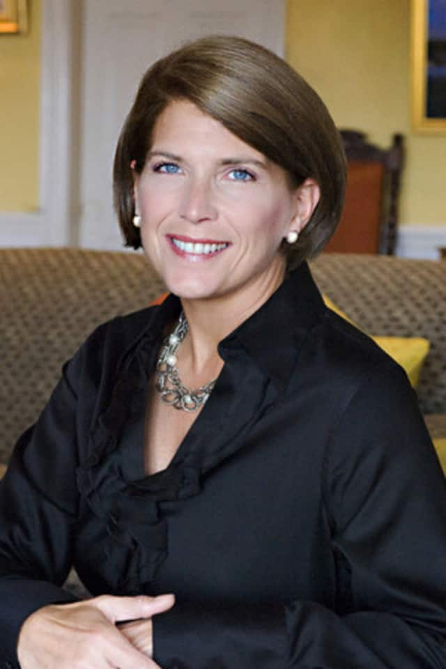 Darien First Selectman Jayme Stevenson has announced that she will seek another term this fall.