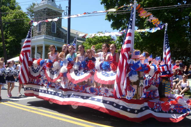 There will be several parades around Fairfield County this weekend to commemorate Memorial Day.