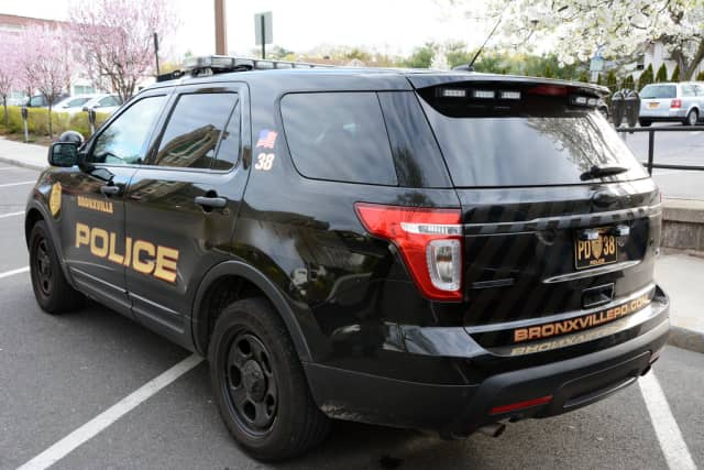 Police in Bronxville tracked down the Yonkers driver.