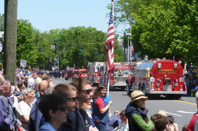 The Memorial Day Parade in Ridgefield is canceled for 2017.
