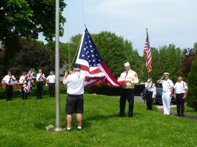 Greenwich residents can celebrate Memorial Day at several local parades.