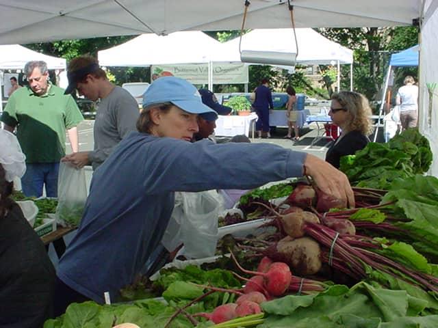 The John Jay Homestead Farmer's Market reopens June 13.