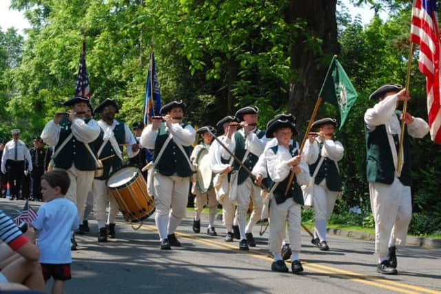Darien will hold its Memorial Day parade on Monday.