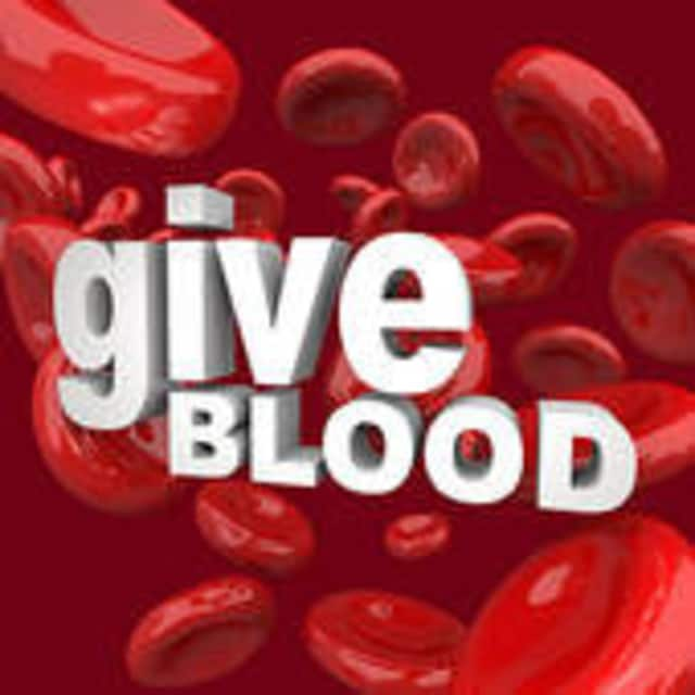 Community members are invited to participate in a blood drive Wednesday at Lakeland Copper Beech Middle School in Yorktown Heights.