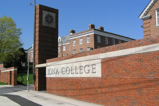 Two employees at Iona College are under self-quarantine.
