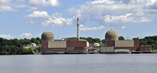 Entergy has two operational nuclear plants at Indian Point.