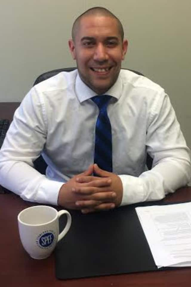 Matthew Quinones was named Tuesday as the new Chief Executive Officer for the Stamford Public Education Foundation.