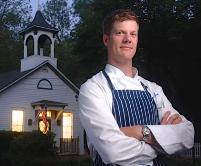 Chef Tim LaBant of The Schoolhouse at Cannondale restaurant in Wilton will prepare his farm-to-table style for guests at the Greenwich Historical Society on June 26.