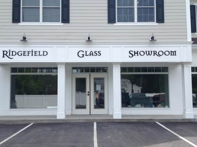 Ridgefield Glass will celebrate its larger showroom and new location at a grand opening ceremony Saturday, June 13.