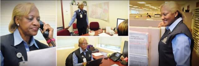 Barbara Wisdom, a native of Jamaica, is now a Mount Vernon resident and registered nurse.