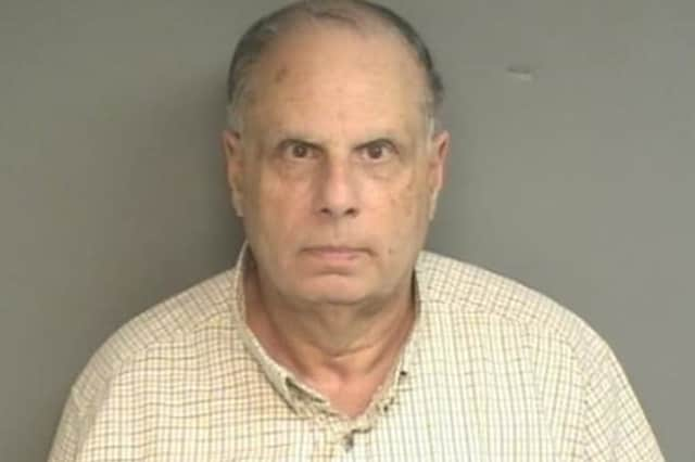 Donald Huppert, 72, was ordered to take part in a probation program after allegedly embezzling $20,100 from the Stamford Historical Society.