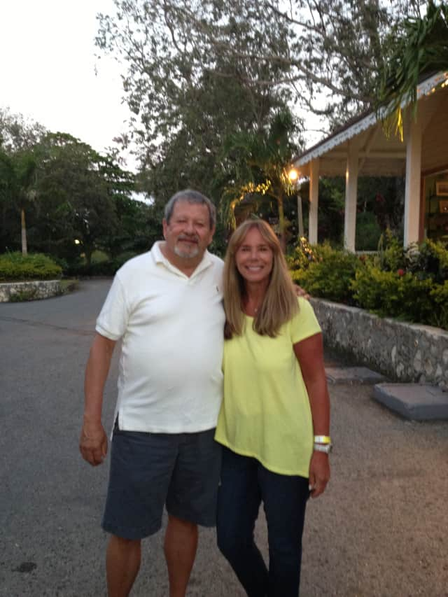 Mark and Caryn Tanner