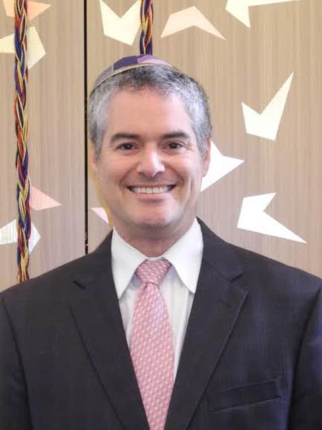 Cantor John Sobel has spent 25 years at Temple B'nai Chaim in Georgetown.