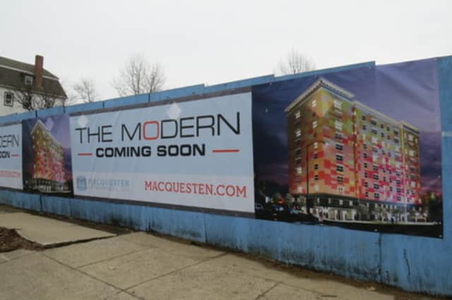 The Modern is the latest affordable housing development project in Mount Vernon.