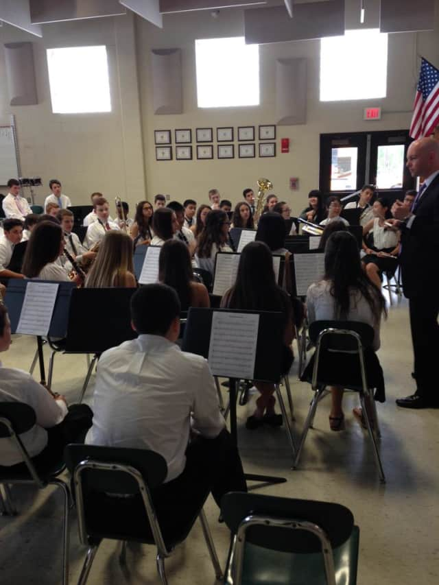 The Eastchester Middle School will be holding its annual holiday concerts on Wednesday, Dec. 8, and Tuesday, Dec. 15. Student orchestras, bands, and choirs will perform.