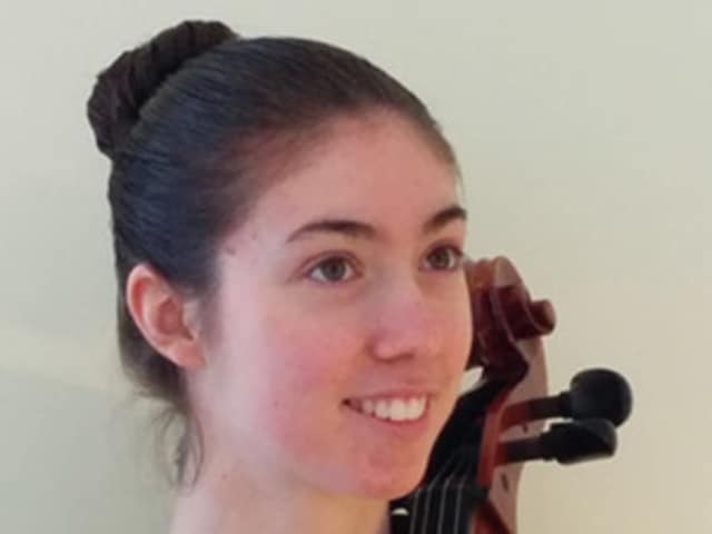 Sofia Checa of Dobbs Ferry, a cellist, has been invited by Carnegie Hall to join 113 other young people from around the country in the National Youth Orchestra of the United States of America.