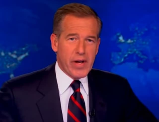 """Brian Williams has been suspended from his job as anchor of """"NBC Nightly News"""" since February."""