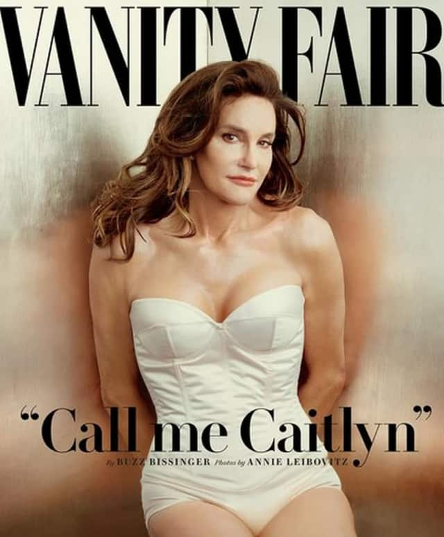 Caitlyn Jenner (Formerly Bruce), shown on the cover of Vanity Fair, has gone to court to legally change her name and gender.
