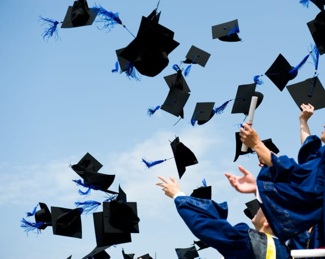 The Harvey School commencement is on Thursday.