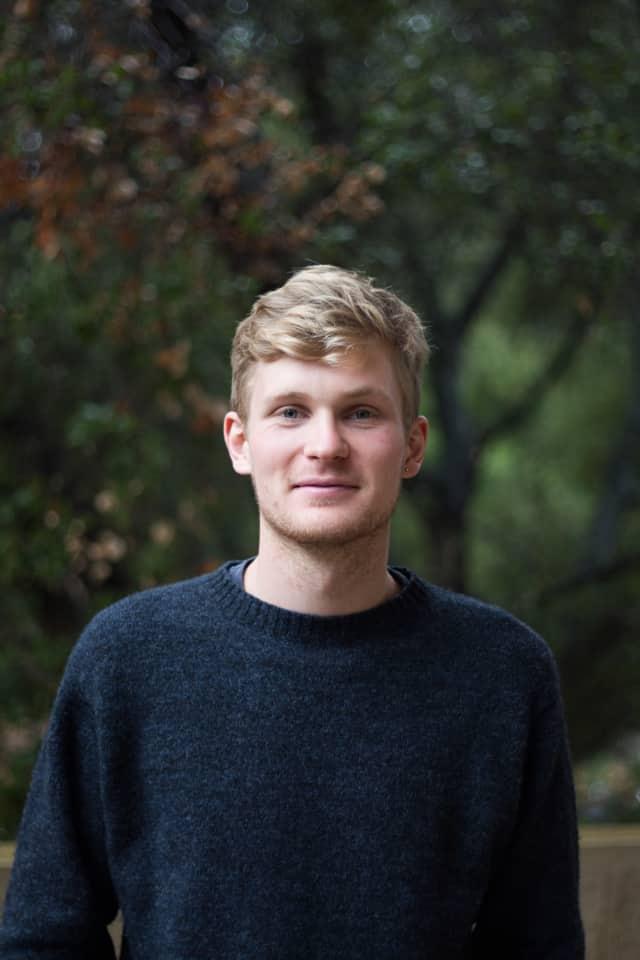 Greenwich resident Luke Lorentzen has produced two films.