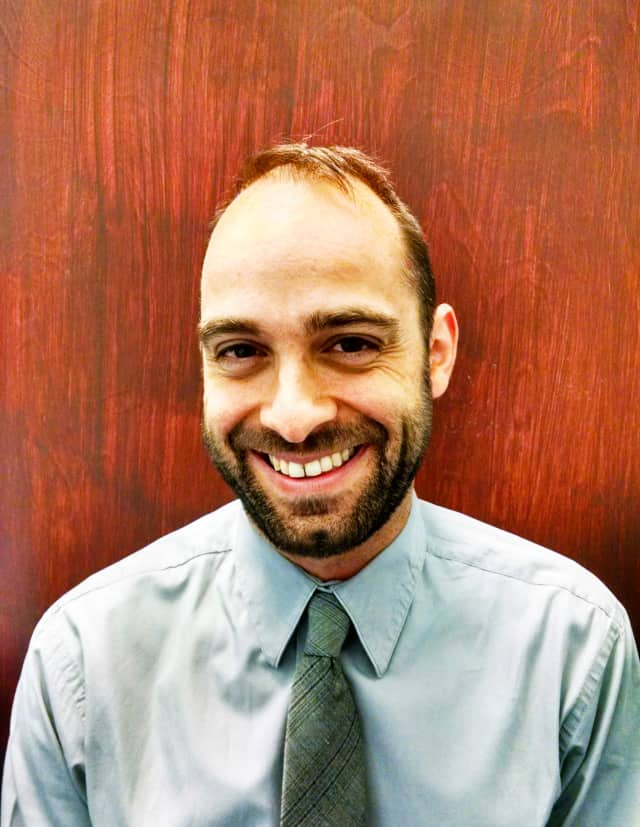 Christopher Gomez, new White Plains planning commissioner effective July 7.