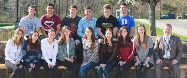 Harrison High School named the list of Summa (pictured), Magna and Cum Laude honorees for the class of 2015.