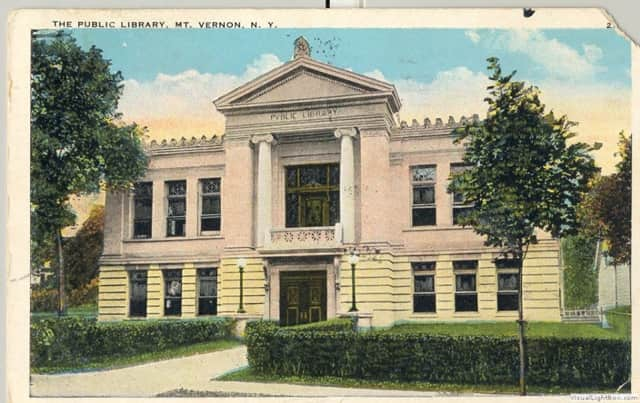 New Mount Vernon Public Library Trustee Sean McIntyre has vowed to restore the location to the hallowed hall it once was.