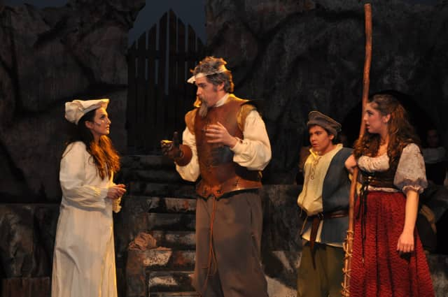 Pleasantville's Man of La Mancha won four Metro Awards.
