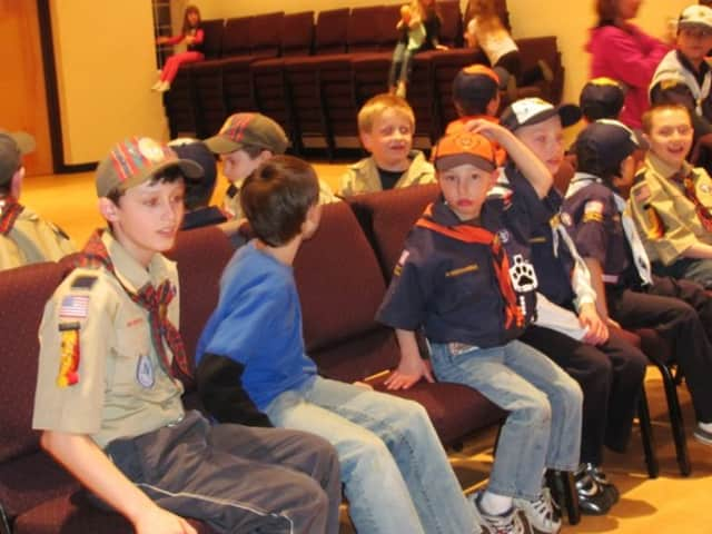 Eastchester Cub Scouts Pack 353 is looking for recruits.
