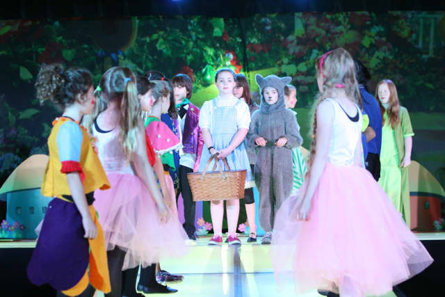 """The Young at Arts program staged """"The Wizard of Oz"""" in 2013."""