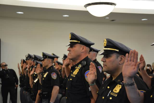 The transfer of police services in Mount Kisco topped last week's news.