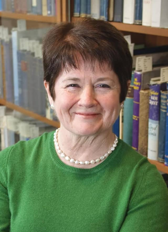 Maureen Sullivan will be guest speaker at the Wilton Library's annual meeting Sunday.