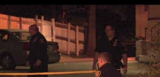 A suspect has been apprehended in Friday morning's shooting in New Rochelle.